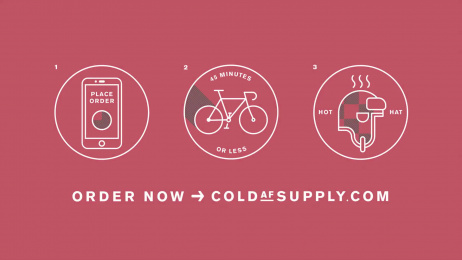 Cold AF Supply: Heated Hat Film by Mono