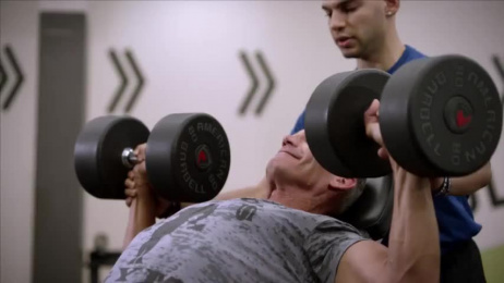 Gold's Gym: Amenities Film by Coffee Productions, Greenlight Media