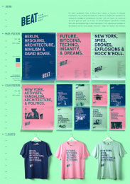 Beat Film Festival: Beat Film Festival Posters, 11 Design & Branding by BBDO Moscow