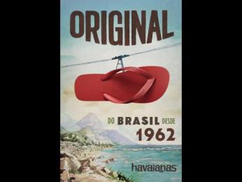 Alpargatas: Bondinho Print Ad by ALMAP BBDO Brazil, Landia