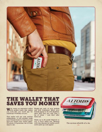 Altoids: The Curious Afterlife of a Tin, 3 Print Ad by Energy BBDO Chicago