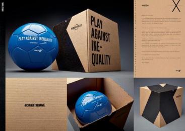 espnW: Inequality Balls  [image] 3 Design & Branding by Africa Sao Paulo