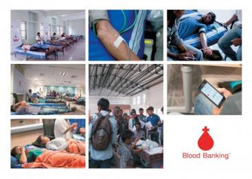 Indian Red Cross Society: Blood Banking [image] 6 Digital Advert by J. Walter Thompson Mumbai