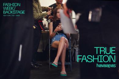 Havaianas: True Fashion, 6 Print Ad by AlmapBBDO, Brazil