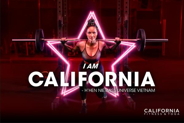 I am California - H'hen Nie