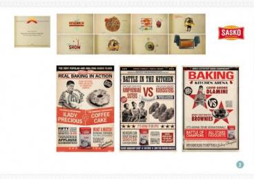 Sasko Flour: Goodness Campaign, 5 Outdoor Advert by Saatchi & Saatchi BrandsRock Cape Town