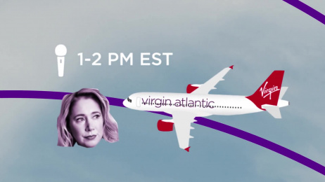 Virgin Atlantic: Virgin Atlantic Film by Figliulo&Partners