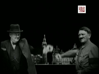 World Rps Championships: CHURCHILL VS. HITLER Film by Springer & Jacoby Germany