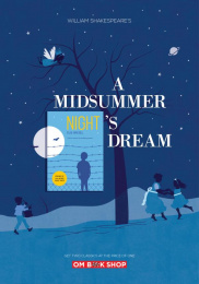 OM Book Shop: A Midsummer Night's Dream Print Ad by Ogilvy & Mather Gurgaon