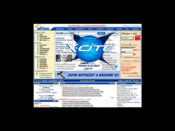 "X-cite: ""Wrigley's Xcite  product launch CZ + SL 2002 (D28)"" Digital Advert by Advertures"