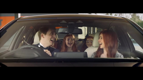 Sixt: The affair Film by Grey London, Stink