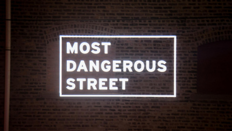 Illinois Council Against Handgun Violence: Most Dangerous Street, 2 Print Ad by FCB Chicago