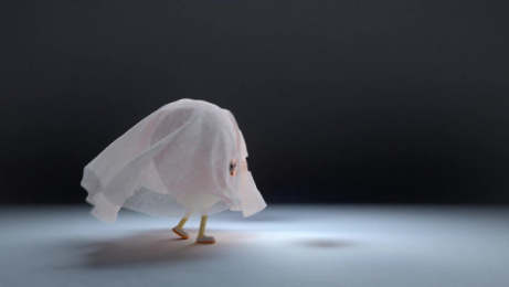 Tesco: Poppy the Corn: Ghost Film by Rothco Dublin