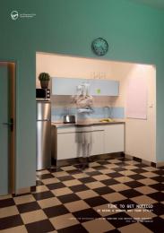 Art Directors Club Creative Awards: Kitchen Print Ad by Vaculik Advertising