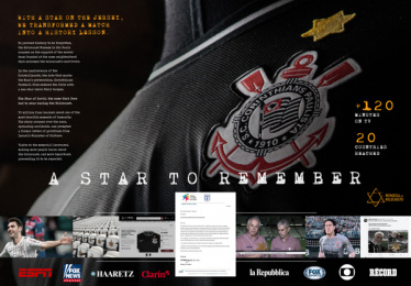 Memorial do Holocausto São Paulo: A Star to remember - Board Case study by Tech and Soul São Paulo