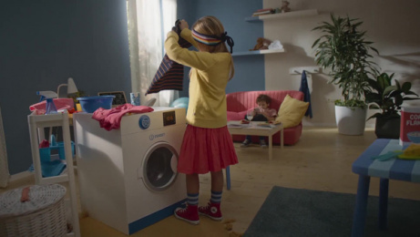 Indesit: Like Father, Like Son Film by Wunderman Thompson, Italy