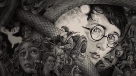 Scholastic: Harry Potter U.S. 20th Anniversary Covers Film