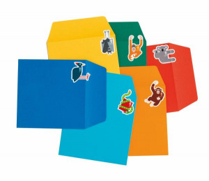 Royal Mail: Animail Stamps, 9 Design & Branding by Osborne Ross