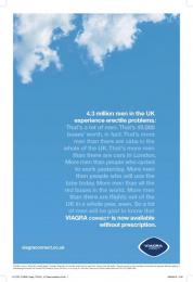 Viagra: Travel Print Ad by Y&R London