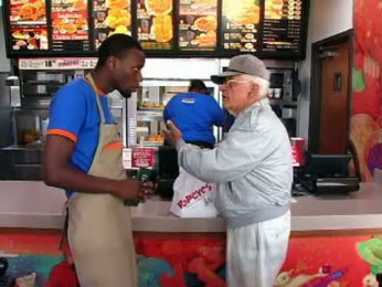 Popeyes Louisiana Kitchen: NUGGETS Film by GSD&M Austin