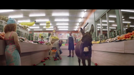 Mitre 10 Nz: Roy - Kong's Out Again Film by FCB Auckland