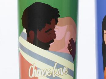 Smirnoff: Choose Love Limited Edition, 1 Design & Branding by Design Bridge Limited