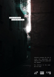 Apav (portuguese Association For Victim Support): Victims of Isolation, 2 Print Ad by Youngnetwork
