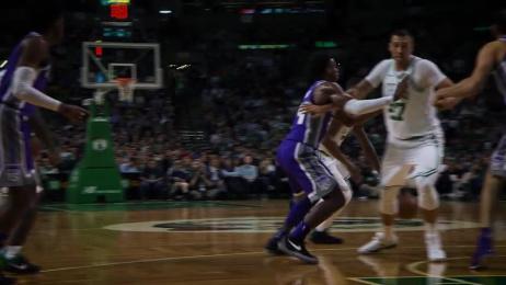 Celtics: Smart-to-Theis Oop Film by Sleek Machine Boston