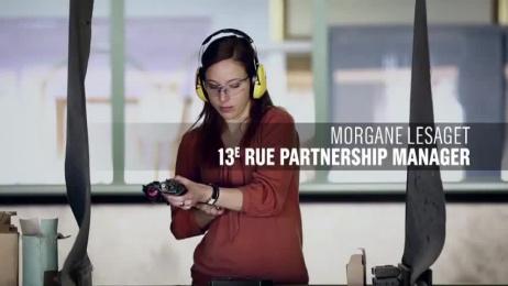 13eme Rue (13th Street): The Target Film by BETC