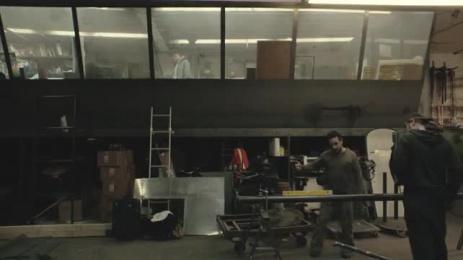 Levi`s: The Ride - Kyle Garner Film by Marmoset Portland
