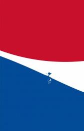 Pepsi: Skiing Print Ad by Sancho BBDO Bogota