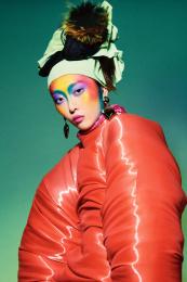 Harper's Bazaar Mexico 2020: BLOOM, 6 Print Ad