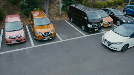 Nissan: ProPILOT Park Ryokan Film by Hakuhodo Tokyo