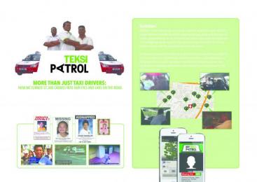 MyTeksi: Taxi Patrol Digital Advert by Ogilvy & Mather Kuala Lumpur