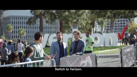 Verizon: Marathon Film by La Comunidad Buenos Aires