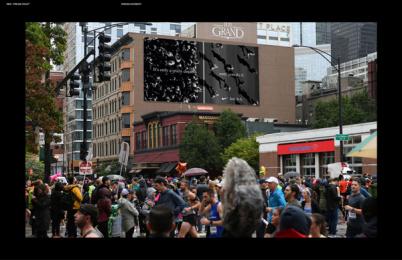 Nike: Nike Just Do It 'Dream Crazy', 2 Print Ad by Wieden + Kennedy Portland