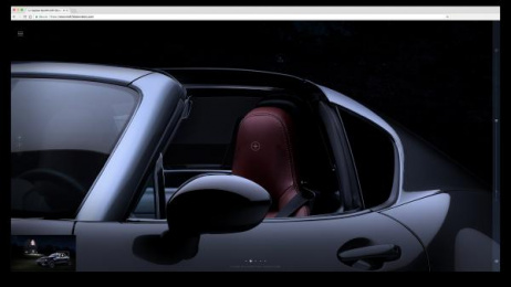 Mazda Mx 5: MX-5 RF Observatory, 3 Digital Advert by J. Walter Thompson Toronto