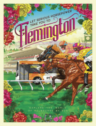Public Transport Victoria: Flemington Print Ad by GPY&R Melbourne