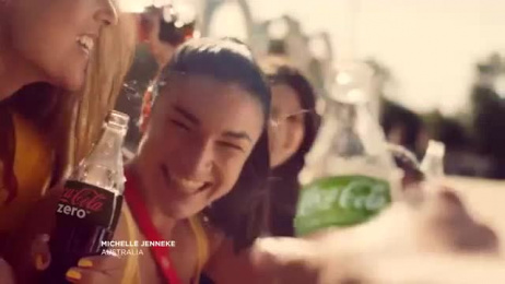 Coca-cola: Gold Actions Film by Anonymous Content, Ogilvy Sao Paulo