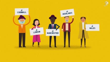 Expedia: Visit Britain [video] Digital Advert by 180 LA