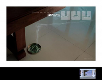 Energy Trading Company: MOSQUITO COIL Outdoor Advert by Cheil Hong Kong