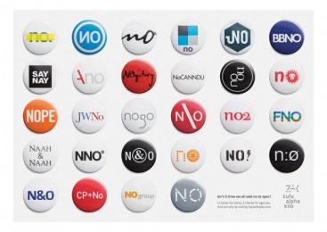 Zulu Alpha Kilo: Say No To Spec Buttons Print Ad by Zulu Alpha Kilo