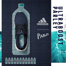 Adidas: Run For The Oceans, 3 Print Ad by TBWA\Neboko Amsterdam