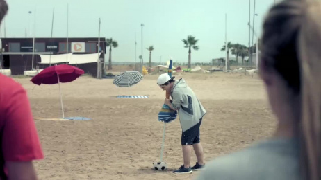 Foot Locker: Football Film by CLM BBDO Paris