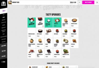 Taco Bell: Ta.co, 3 Digital Advert by Deutsch Los Angeles, MullenLowe Los Angeles