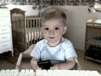 E-trade: Baby Mobile Film by Grey New York
