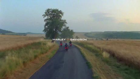 Harley-Davidson: Breathe Film by Droga5 New York, Smuggler