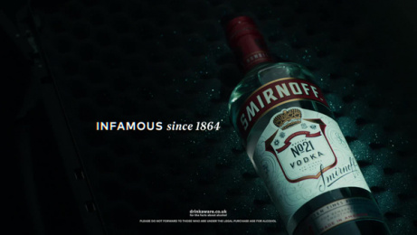 Smirnoff: Infamous Since 1864 Film by 72andSunny New York, MJZ
