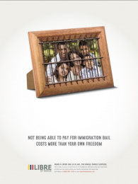 Libre by Nexus: Frame Print Ad by Pinta Miami Beach