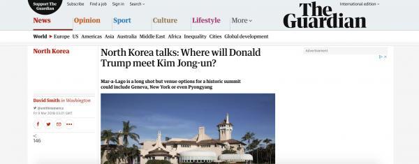 Only in Lapland: Trump and Kim Jong-un to Meet Halfway, 2 Digital Advert by Sek & Grey Finland